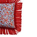 Lobster Chintz Silk Cushion image
