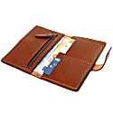 Mod 135 Wallet In Cuoio Brown image