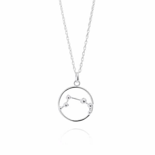 YASMIN EVERLEY JEWELLERY Aries Astrology Necklace