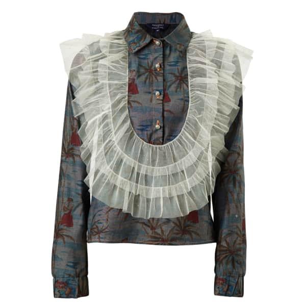 SUPERSWEET X MOUMI Aloha Kokomo Shirt