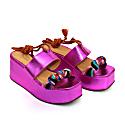 Catwalk Pink Metallic Platform image