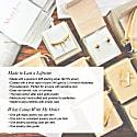 Melting White Pearl 24K Gold Vermeil Earrings image