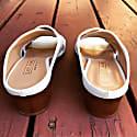 Celine Sandals In White image