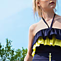 Endless Summer Top In Navy Blue image