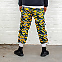 Ravage Pant Camo - Grey/Yellow/Black/Green image