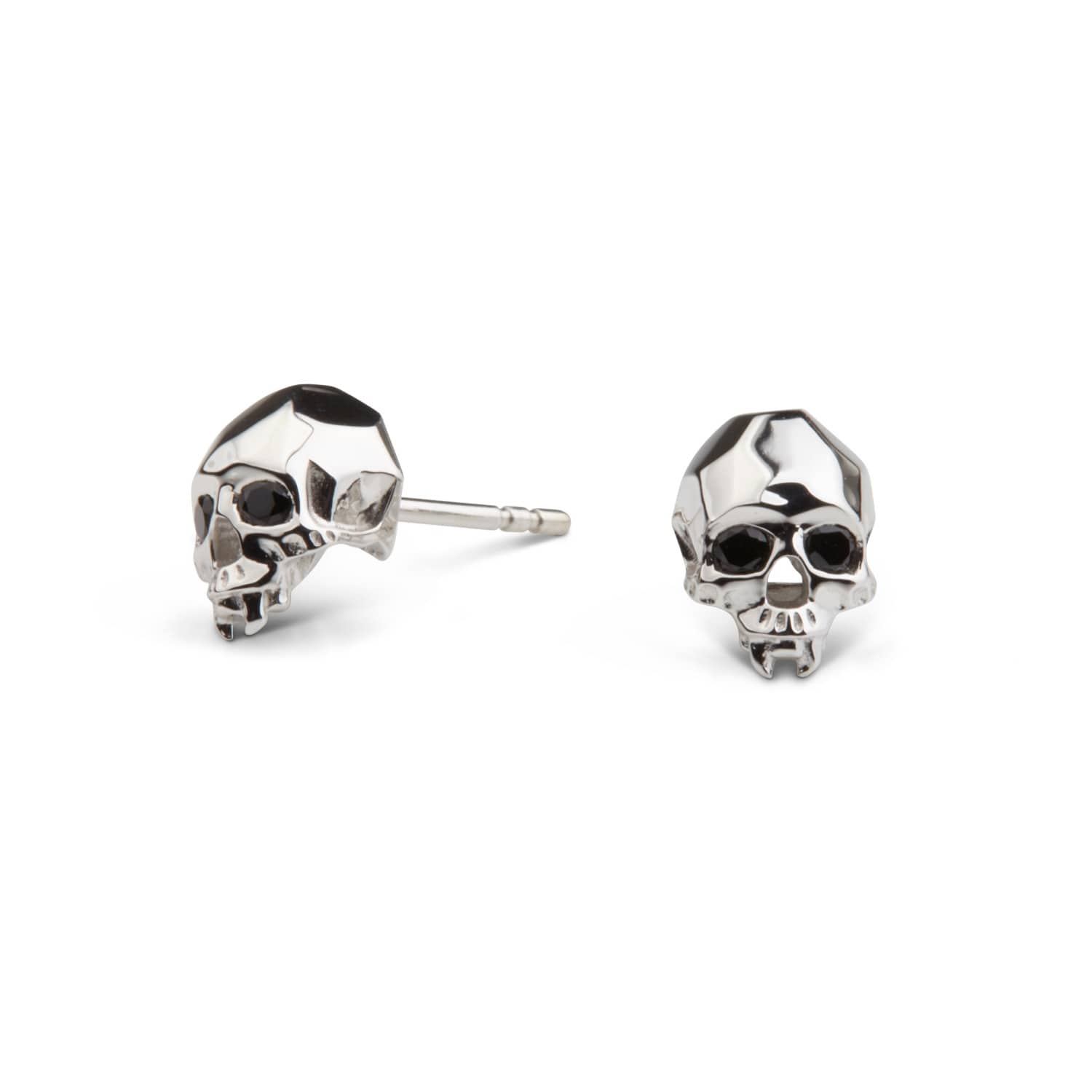 steel product terminator stainless stone skullpixie stud choice image earrings products skull of