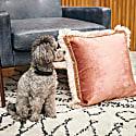 Velvet Doreen Cushion P&B Vintage image