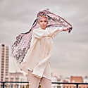 Daisy Blush Shawl image
