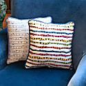 Stripes Linen Cushion image
