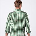 Tulum Linen Shirt Green image
