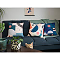Printed Shapes Cushion image