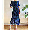 Isabella Dress Navy image