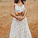 Summer Herbs Tiered Dress image