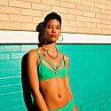 Emerald Bikini Bottoms image