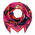 Medium Scarf In No Place Like Home Print Hot image