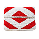 Zoe Beaded Clutch - Red White image