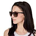 District 'Javaswirl' - Classic Wayfarer Sunglasses in Tortoiseshell image