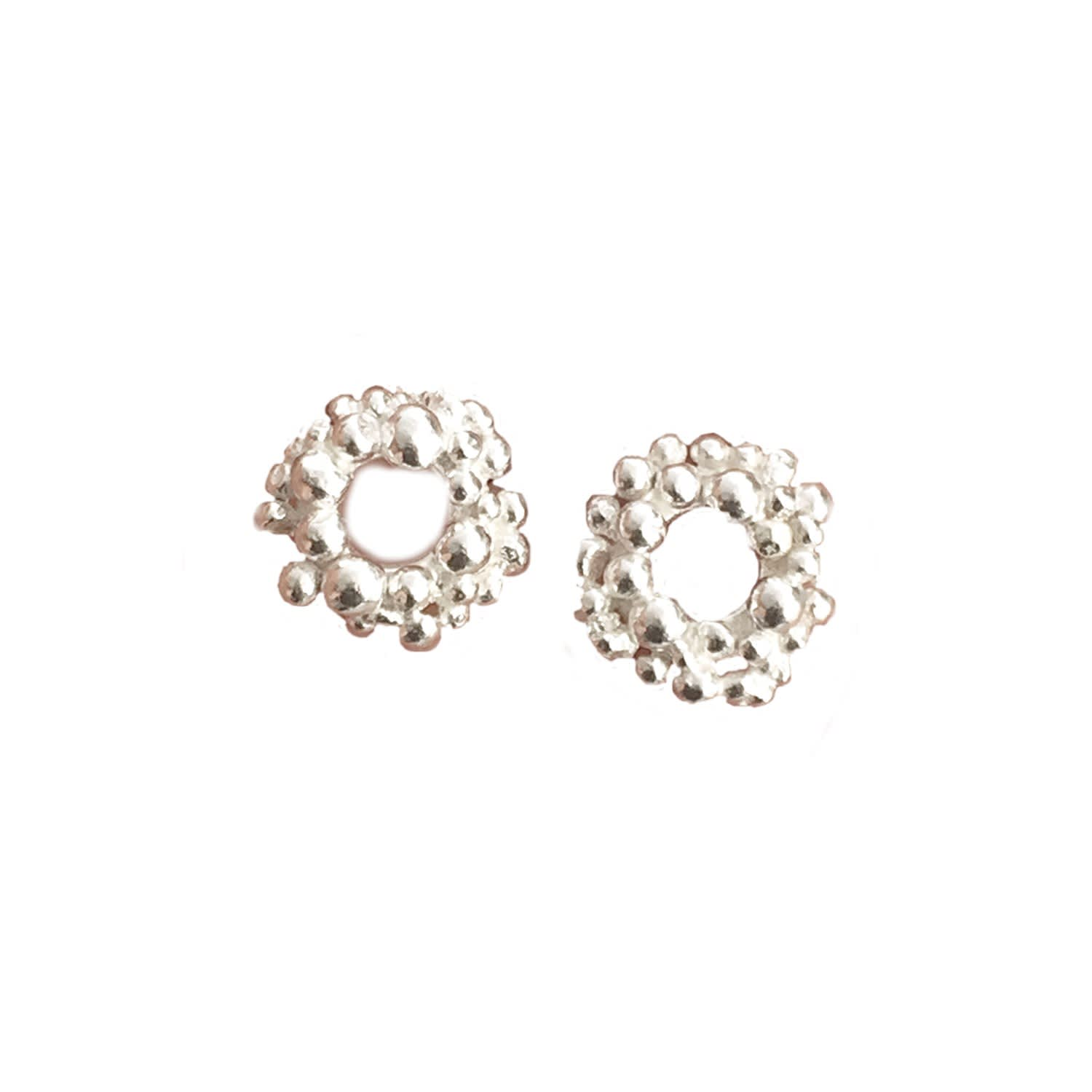 7d4028786 Rock Chic Circle Stud Earrings | Lily Flo Jewellery | Wolf & Badger
