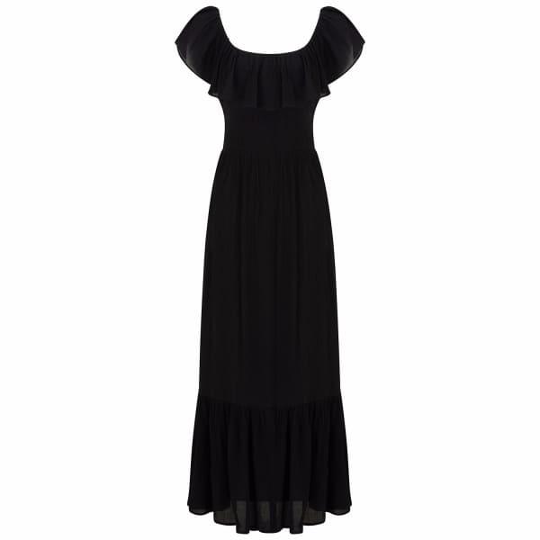RADISH Gracie Dress in Black