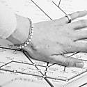 Sapa Labradorite & Yellow Gold Vermeil Nugget Bracelet image