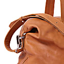 Chatwin Leather Duffel Bag - Brown image