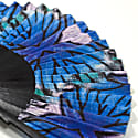 Blue Lyca Hand-Fan image