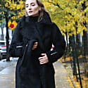 Jennifer Coat Black image