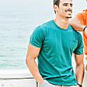 Margarita Pocket T-Shirt - Green image