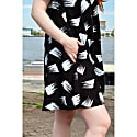 Brushstrokes Tshirt Pocket Dress image