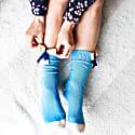 Everyday Alpaca Bow Socks image