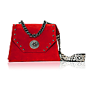 Chiara Red Suede image
