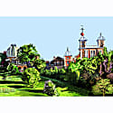 Royal Observatory Greenwich - Art Print image