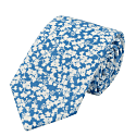 Liberty Print Tie - Ferguson Turquoise image