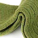 Luxury Lounge Socks In British Alpaca - Green image