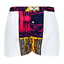 African Print Boxer Shorts - Azzie image