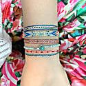 Amazonite Handwoven Bracelet image