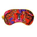 T For Tiger Silk Eye Mask In Giftbox image