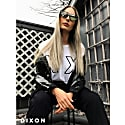 Xx Tee Cropped Graphic Tee image