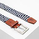 Blue & White Belt Peter image