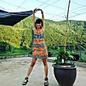 Earth Mandala Stretchy Active Dress image