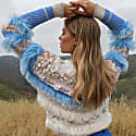 Sundown Handmade Knit Sweater image