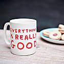 David Shrigley Really Good Mug image