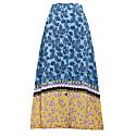 Leaf Print Skirt image