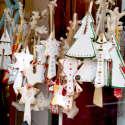 Handmade Porcelain Christmas Decorations image