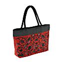 Bag Silk Style2 Red & Black image