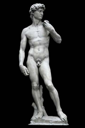 David by Michaelangelo