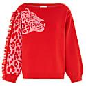 Panthera Jumper - Red Pink image