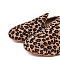 La Babouche Leather Loafer Slip-On Leo image
