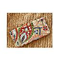 Flourish - Handmade Envelope Clutch Purse image