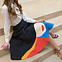 Madame Printed Round Skirt image